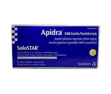 Apidra SoloStar Pen