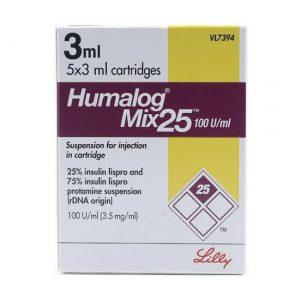 Humalog Mix 25 KwikPen