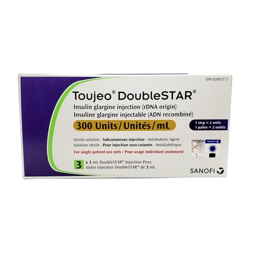 Toujeo DoubleStar
