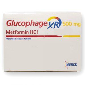 Glucophage XR (Metformin Hydrochloride)